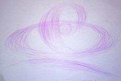 Violets gredzens